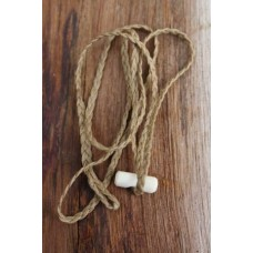 Natural Plaited Cord